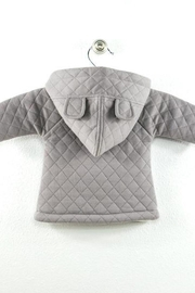 Kate Quinn Organics Bear Hooded Jacket - Side cropped