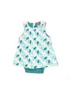Shoptiques Product: Button Dress Bodysuit