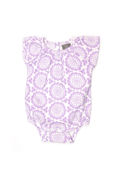 Shoptiques Product: Fluttersleeve Bubble Bodysuit