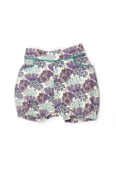 Shoptiques Product: Piped Bubble Shorts