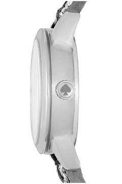 Shoptiques Product: Metro Silver Glitter Watch