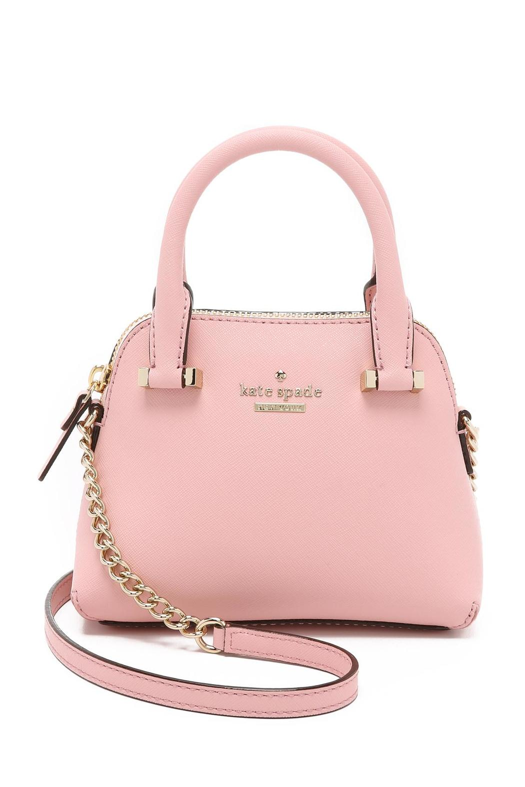 Kate Spade New York Mini Maise Bag - Front Cropped Image