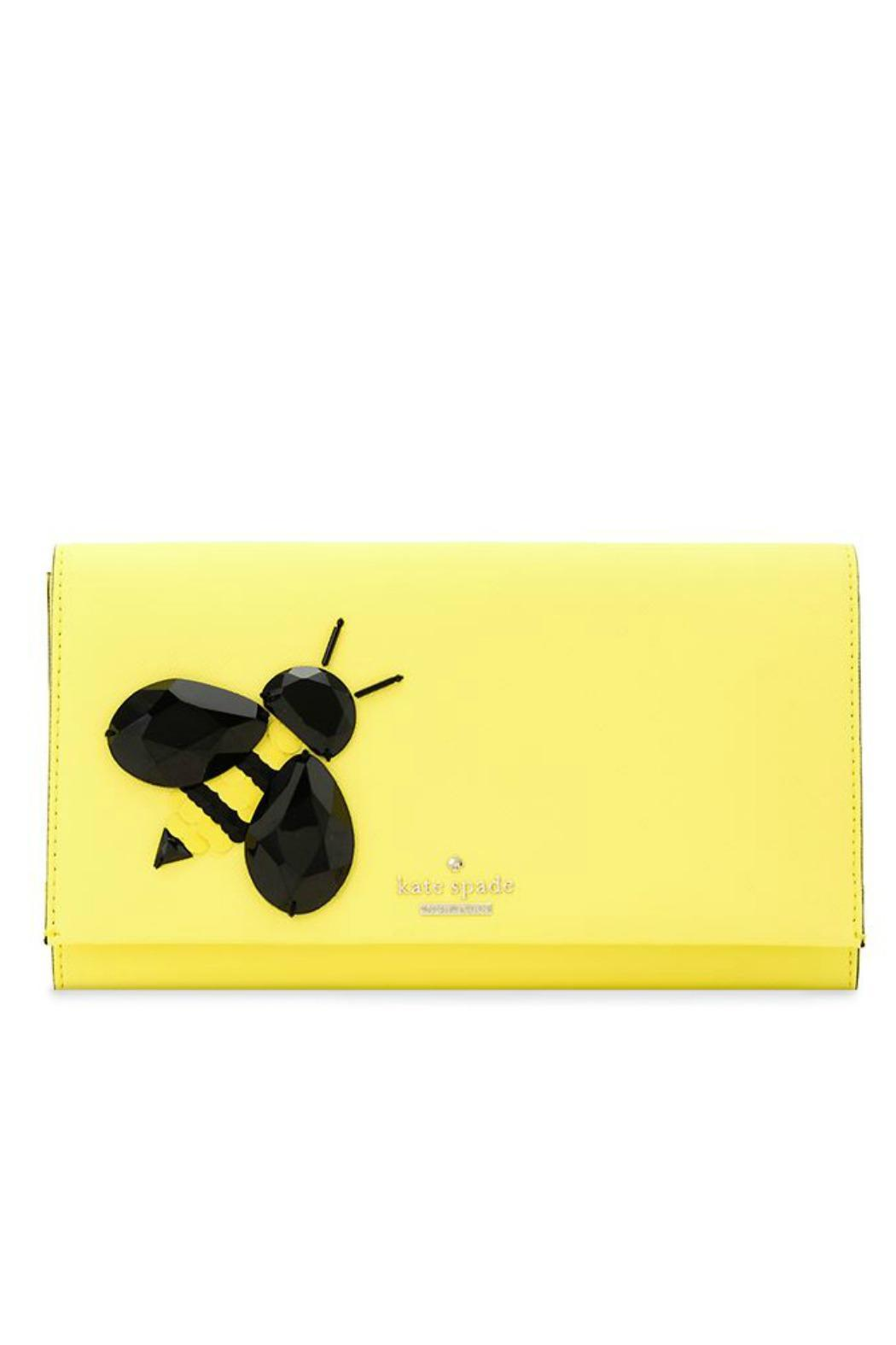 Kate Spade New York Bee Tally Clutch from New Hampshire by Stiletto ... 9e5107c9d6