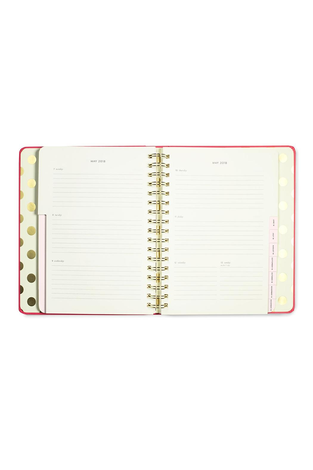 Kate Spade New York Coral 2018 Agenda(l) - Front Full Image