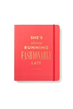 Kate Spade New York Coral 2018 Agenda(l) - Product List Image