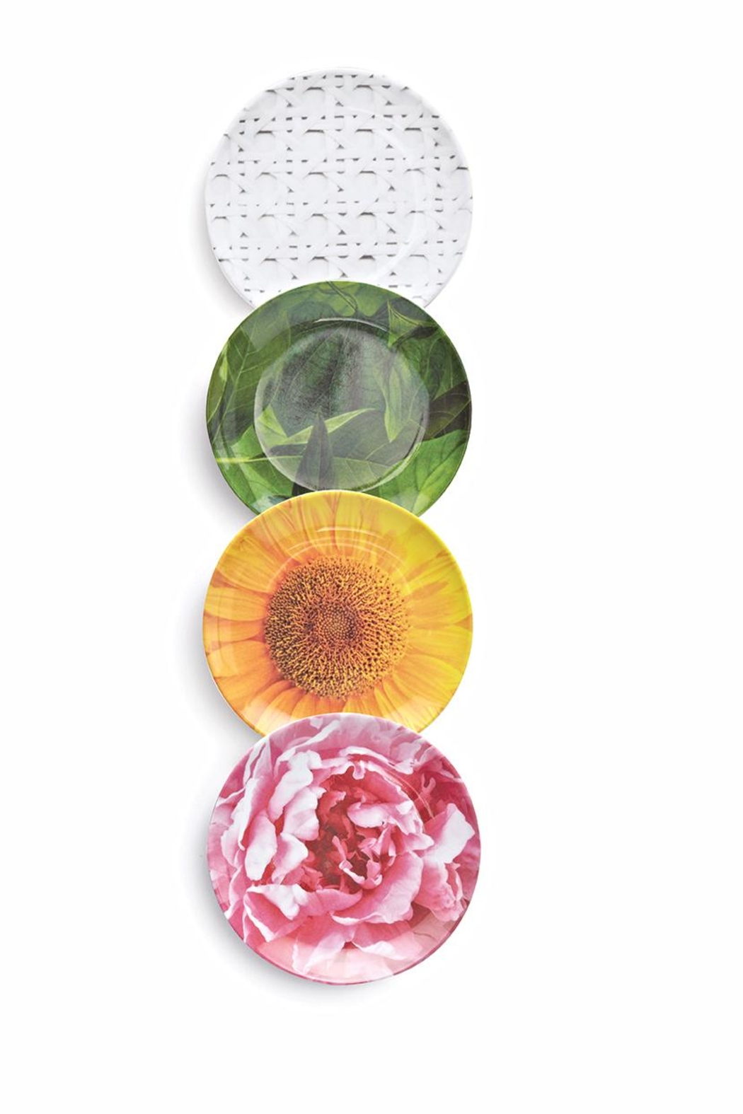 Kate Spade New York Floral Coaster Set - Front Cropped Image