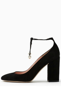 Kate Spade New York Gena Pearl Tie Shoes - Product List Image
