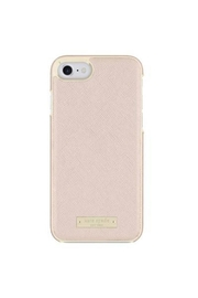 Kate Spade New York Gold Iphone7 Case - Product Mini Image