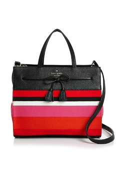 Shoptiques Product: Isobel Striped Satchel