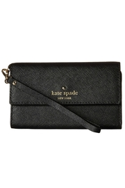 Kate Spade New York Leather Iphone6 Wristlet - Front cropped