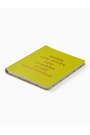 Kate Spade New York Limoncello Spiral Notebook - Product Mini Image