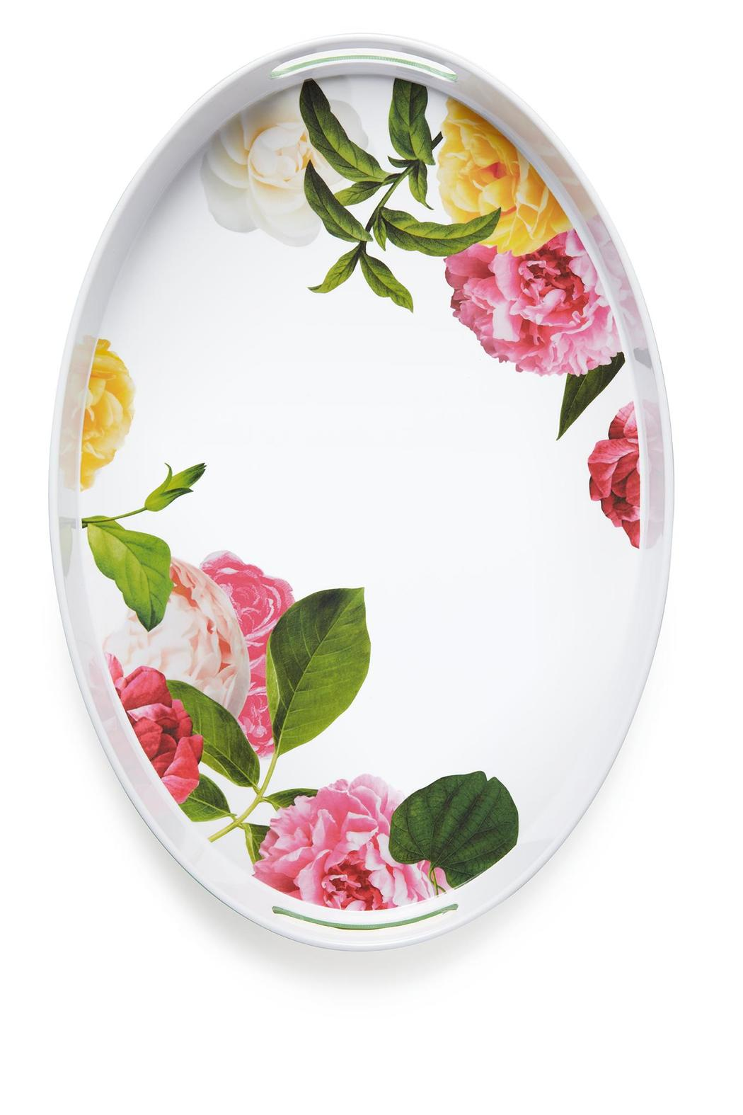Kate Spade New York Patio Floral Tray - Front Cropped Image  sc 1 st  Shoptiques & Kate Spade New York Patio Floral Tray from Palm Beach by Picnic ...