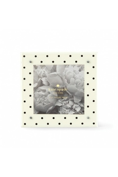 Kate Spade New York Polka-Dot Picture Frame - Product List Image