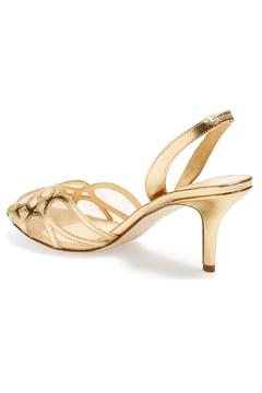 Shoptiques Product: Sarita Gold Heel