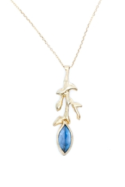 Kate Sydney Jewelry Topaz Branch Necklace - Product Mini Image