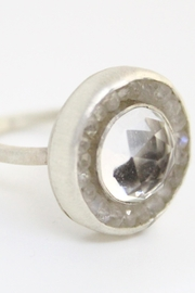 Kate Sydney Jewelry Topaz Moonstone Ring - Other