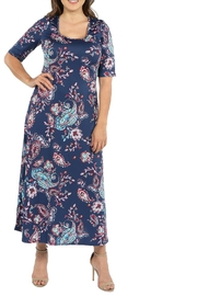 24/7 Comfort Apparel Katerina Plus Maxi - Product Mini Image