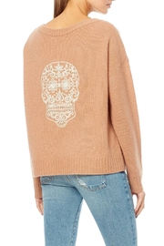 Skull Cashmere Kateryna Skull Sweater - Front cropped