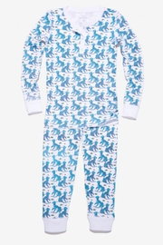 Roberta Roller Rabbit Kath Kids Pj-Set - Front cropped
