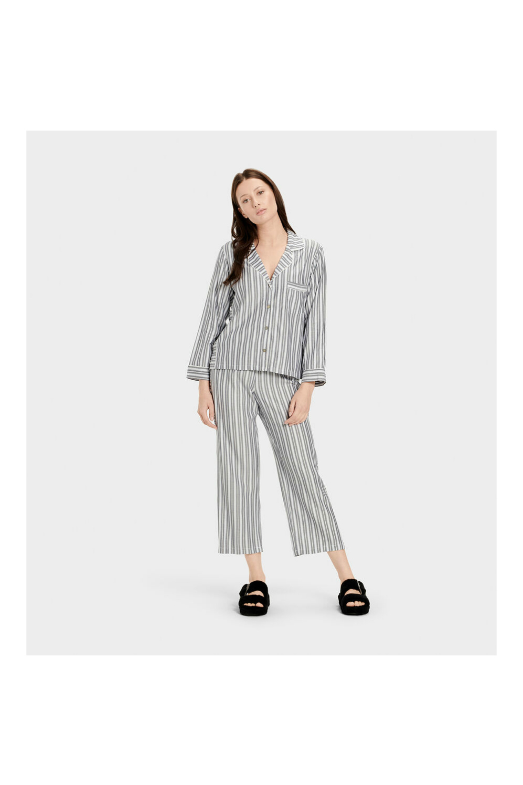 Ugg KATHARINE PJ SET STRIPE - Back Cropped Image