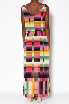 Katherine Barclay Abstract Maxi Dress - Alternate List Image
