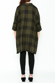 Katherine Barclay Oversized Button Up Tunic - Other