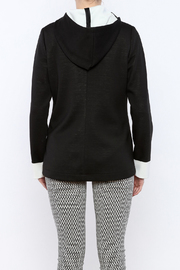 Katherine Barclay Snap Front Jacket - Back cropped
