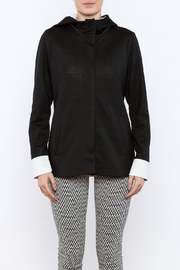 Katherine Barclay Snap Front Jacket - Side cropped