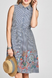Oddi Katherine Button-Down Dress - Product Mini Image
