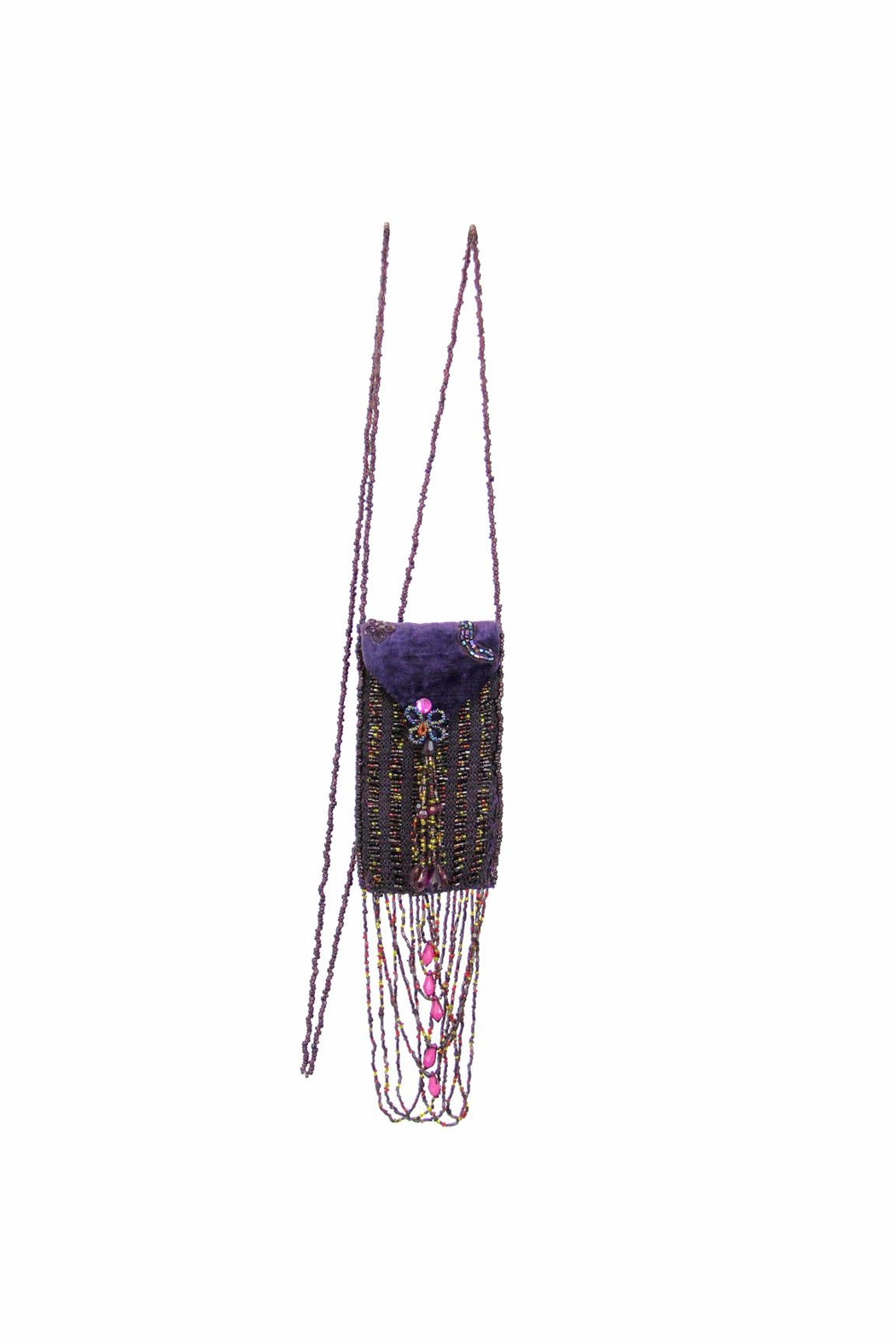 Katherine's Collection Beaded Accessory Bag - Front Full Image
