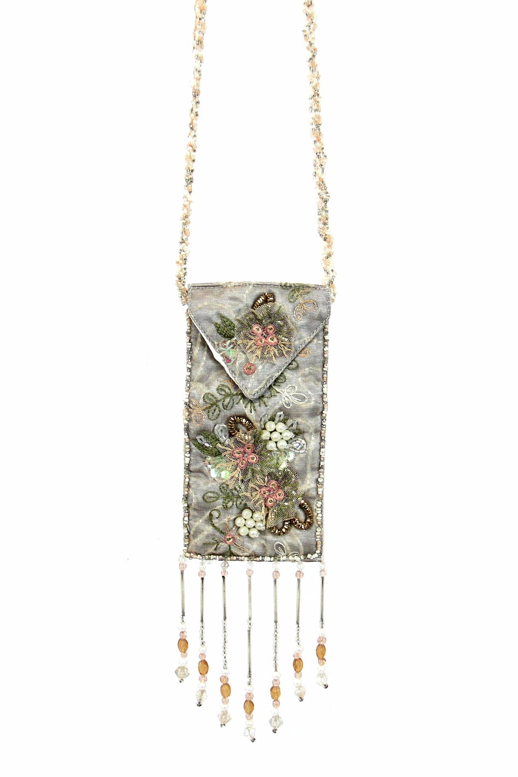 Katherine's Collection Beaded Accessory Bag - Main Image