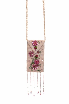 Shoptiques Product: Beaded Accessory Bag