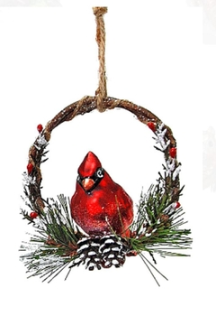 Katherine's Collection Birds On Wreaths - Alternate List Image