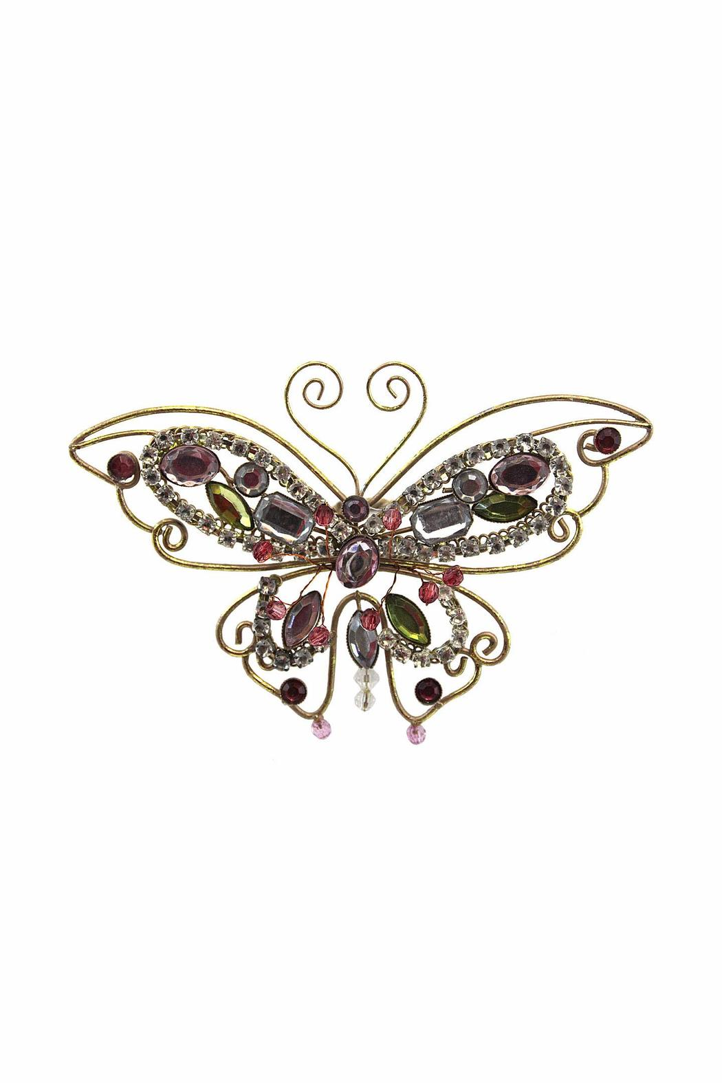 Katherine's Collection Butterfly Napkin Ring - Main Image