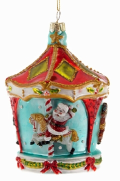 Katherine's Collection Circus Carousel Ornament - Alternate List Image