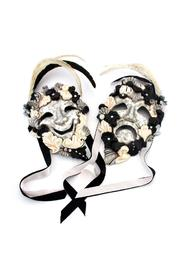 Katherine's Collection Comedy & Tragedy Vintage Masks - Product Mini Image