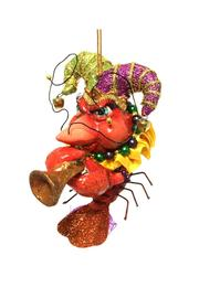 Katherine's Collection Crawfish Ornament Trumpet - Product Mini Image