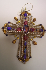 Katherine's Collection Cross Ornaments - Side cropped
