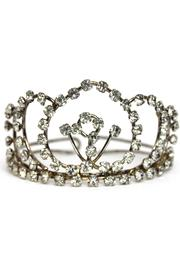 Katherine's Collection Silver Tiara - Product Mini Image