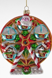 Katherine's Collection Ferris Wheel Circus Ornaments - Product Mini Image