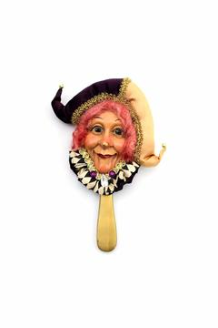 Katherine's Collection Jester Hand Mirror - Product List Image