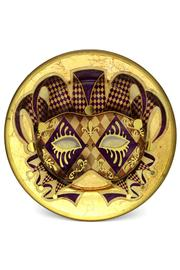 Katherine's Collection Mardi-Gras Mask Plate - Product Mini Image