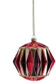 Katherine's Collection Metallic Dimensional Ornaments - Product Mini Image