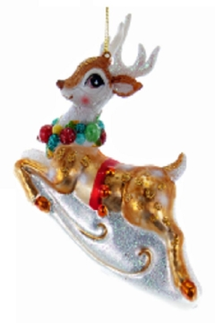 Shoptiques Product: Playful Reindeer