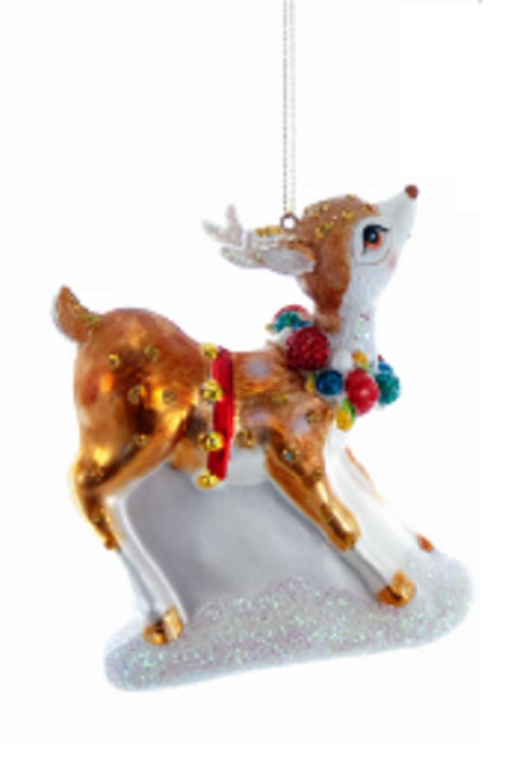 Katherine's Collection Playful Reindeer - Front Cropped Image