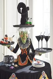Katherine's Collection Witch Table Display - Side cropped