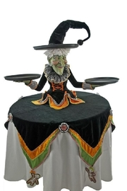 Katherine's Collection Witch Table Display - Front cropped
