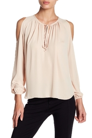 Amanda Uprichard Katherine Top - Front cropped