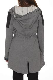 Katherine Barclay Double Zip Jacket - Front full body