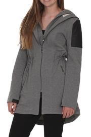 Katherine Barclay Double Zip Jacket - Front cropped